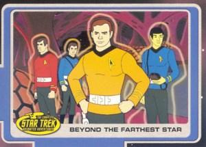 2003 Complete Star Trek Animated Adventures Base