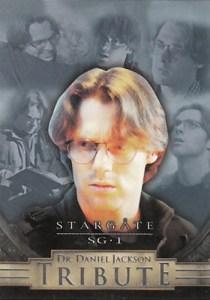 2003 Stargate SG-1 Season 5 Dr Daniel Jackson Tribute