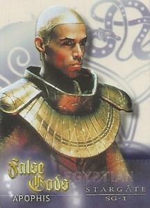 2003 Stargate SG-1 Season 5 False Gods