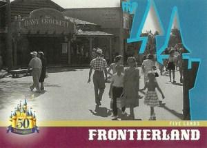 2005 Disneyland 50th Anniversary Five Lands