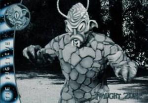 2005 Twilight Zone Series 4 Base