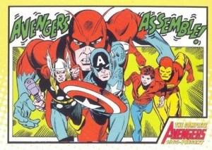 2006 Complete Avengers Base