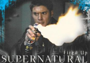 2006 Supernatural Season 1 Base