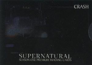 2006 Supernatural Season 1 Case Loader CL1