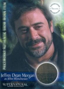 2006 Supernatural Season 1 PW5
