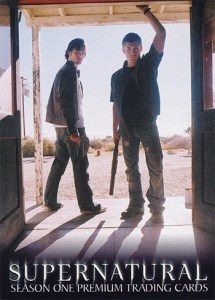 2006 Supernatural Season 1 Promo Card SN-1