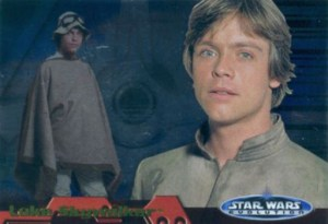 2006 Topps Star Wars Evolution Update Evolution D