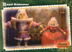 2007 Shrek the Third Base