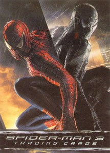 2007 Spider-Man 3 Promo Card P1