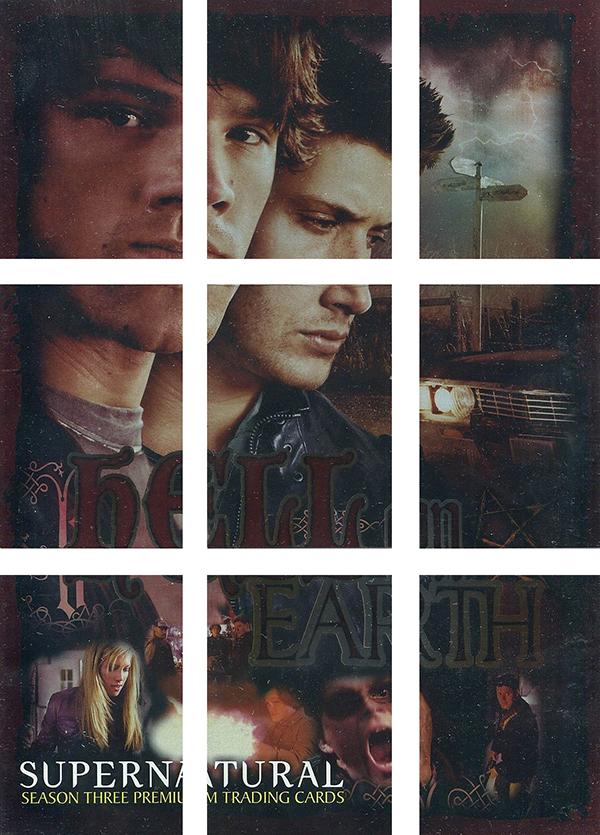 2008 Supernatural Season 3 Hell on Earth