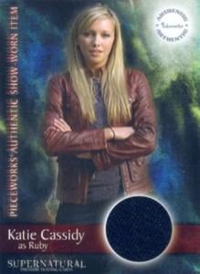 2008 Supernatural Season 3 PW9