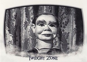 2009 Complete Twilight Zone 50th Anniversary Life of Its Own