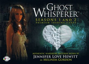 2009 Ghost Whisperer Seasons 1 and 2 SDCC Jennifer Love Hewitt Nightgown