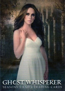 2010 Ghost Whisperer Seasons 3 and 4 Promo Card NSU