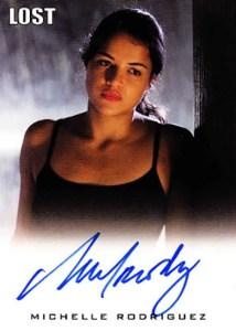 2010 LOST Seasons 1 Thru 5 Michelle Rodriguez
