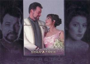 2010 Women of Star Trek Romantic Relationships