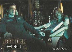 2011 Stargate Universe Season 2 Base