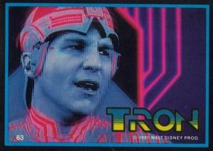 1982 Donruss Tron Base