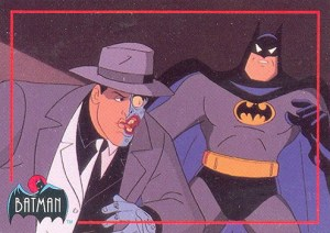 1993 Batman the Animated Series Base