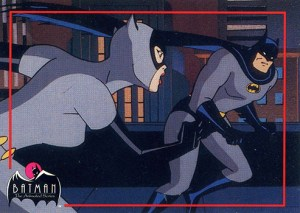 1993 Topps Batman: The Animated Series Promo Card Series 2
