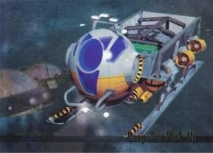 1993 Seaquest DSV Foil