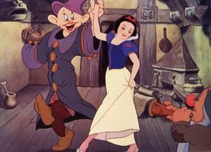 1994 Snow White Series 2 Promo Card S1