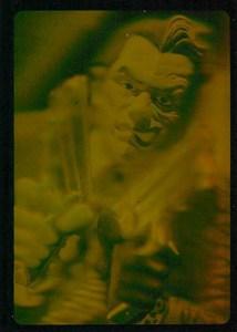 1995 Batman Forever Metal Hologram