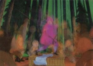 1995 Pocahontas Moving Animation