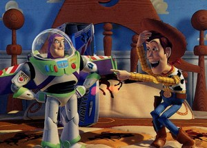 1995 Toy Story Promo Card S1