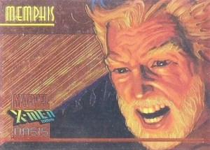 1997 X-Men 2099 Oasis Chromium