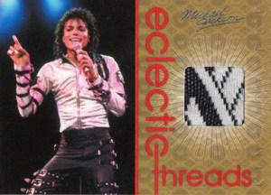2001 Michael Jackson Eclectic Threads ET2 Front