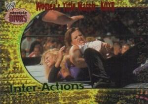 2002 Fleer WWE Absolute Divas Inter Actions