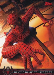 2002 Spider-Man Promo Card P1