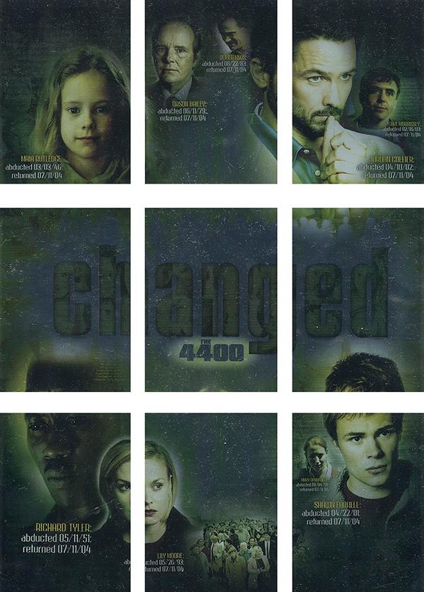 2006 4400 Season 1 Changed