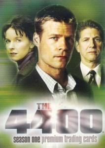 2006 4400 Season 1 Promo Card P1