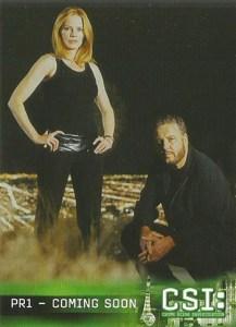 2006 CSI Series 3 Promo Card PR1