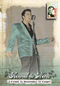 2007 Elvis The Music Base Second to None