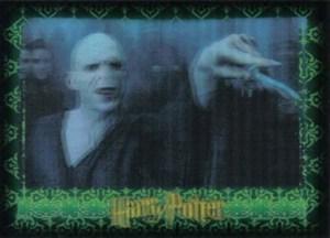 2007 Harry Potter San Diego Comic-Con 3-D Promo Card P9