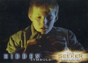 2007 Inkworks Seeker- The Dark Is Rising Hidden