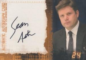 2008 24 Season 5 Autographs Sean Austin