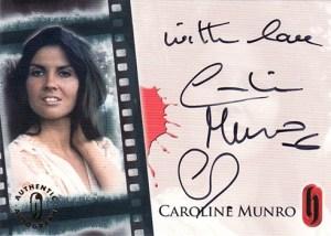 2008 Hammer Horror HA1 Caroline Munro