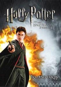 2008 Harry Potter San Diego Comic Con Half-Blood Prince Promo Card P1