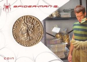 2008 Spider-Man 3 Expansion Coin