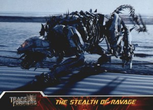2009 Transformers Revenge of the Fallen Preview