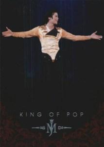 2011 Michael Jackson Platinum