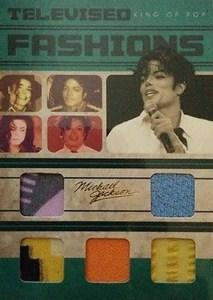2011 Michael Jackson Televised Fashion Five 1
