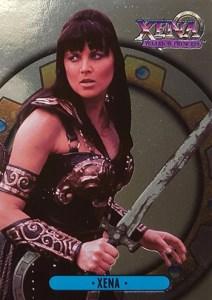 1998 Xena Bonus Foil B1