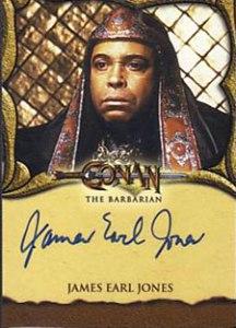 James Ear Jones as Thulsa Doom