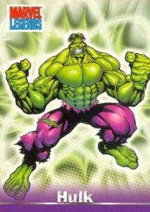 2001 Marvel Legends Base