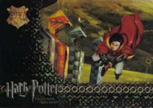 2004 Artbox Harry Potter and the Prisoner of Azkaban Hobby Foil